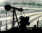 World oil prices declined significantly